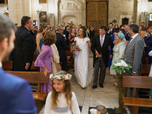 La boda de Edgar y Ana en Burgos, Burgos 43