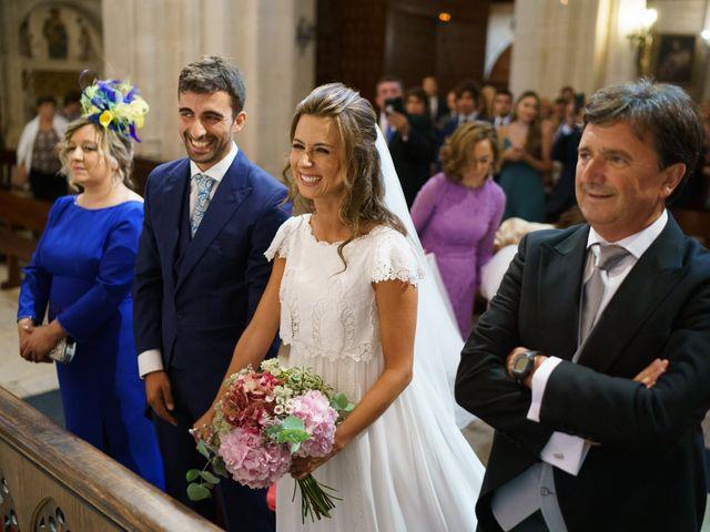 La boda de Edgar y Ana en Burgos, Burgos 45
