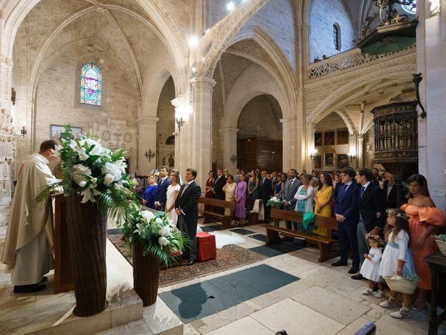 La boda de Edgar y Ana en Burgos, Burgos 47