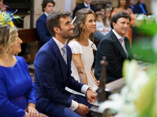 La boda de Edgar y Ana en Burgos, Burgos 48