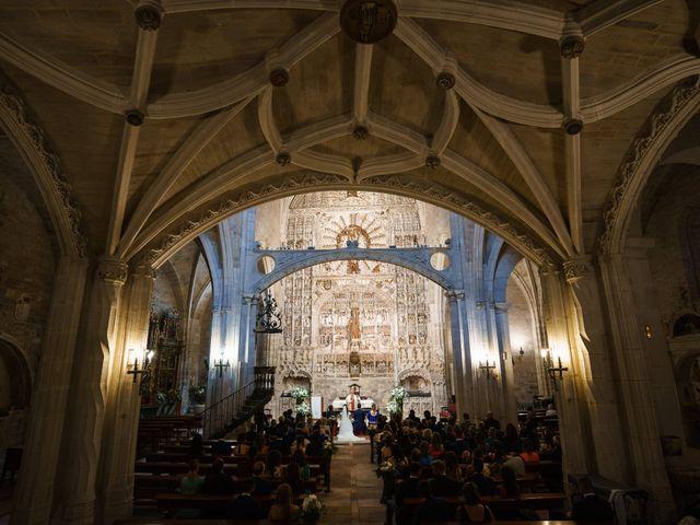 La boda de Edgar y Ana en Burgos, Burgos 49
