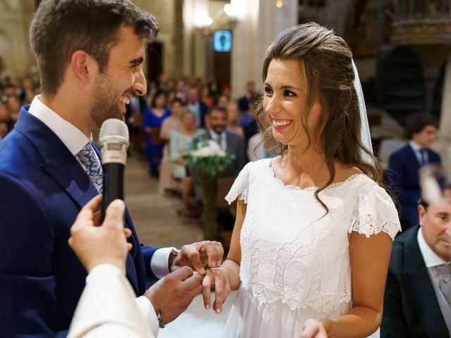 La boda de Edgar y Ana en Burgos, Burgos 53