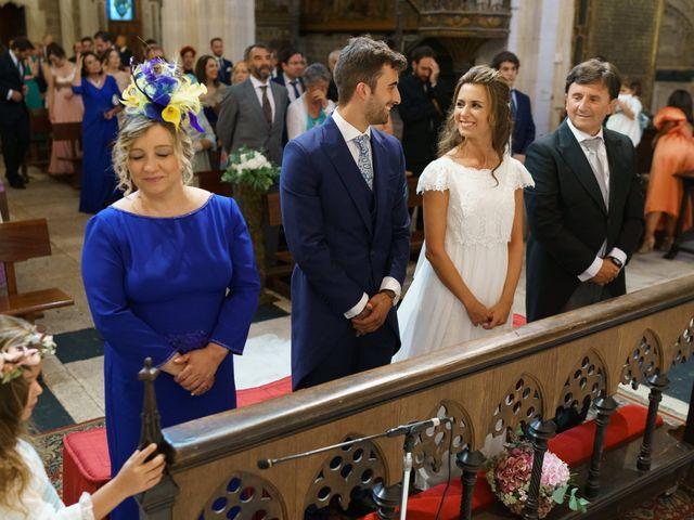 La boda de Edgar y Ana en Burgos, Burgos 54