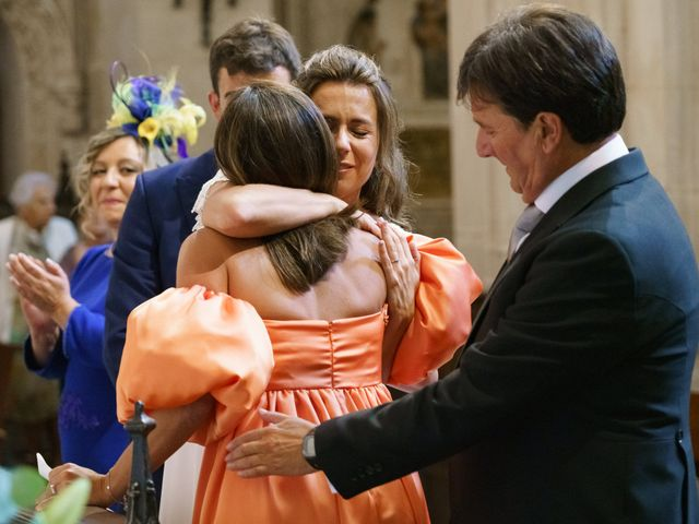 La boda de Edgar y Ana en Burgos, Burgos 59