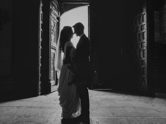 La boda de Edgar y Ana en Burgos, Burgos 62