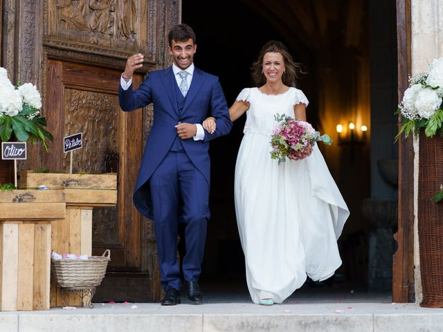 La boda de Edgar y Ana en Burgos, Burgos 64
