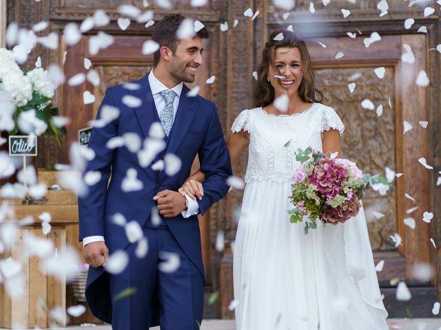 La boda de Edgar y Ana en Burgos, Burgos 65