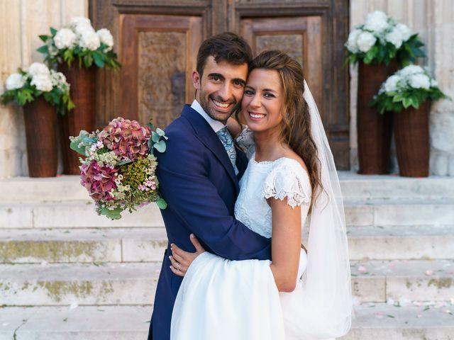 La boda de Edgar y Ana en Burgos, Burgos 68