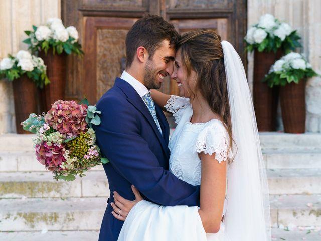 La boda de Edgar y Ana en Burgos, Burgos 69