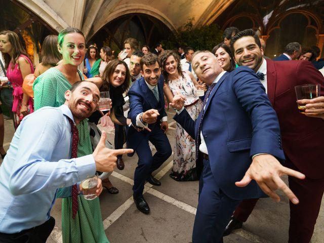 La boda de Edgar y Ana en Burgos, Burgos 109