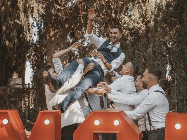 La boda de Jairo y Valme en Alcala De Guadaira, Sevilla 26