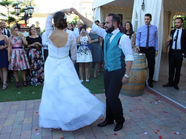La boda de Iván y Raquel en La Campaneta, Alicante 1