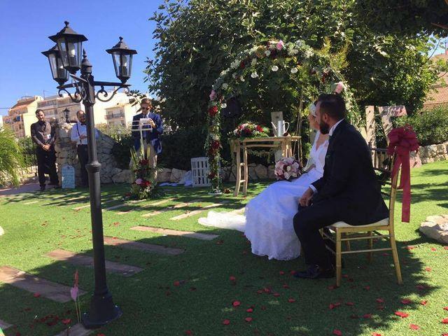 La boda de Iván y Raquel en La Campaneta, Alicante 4