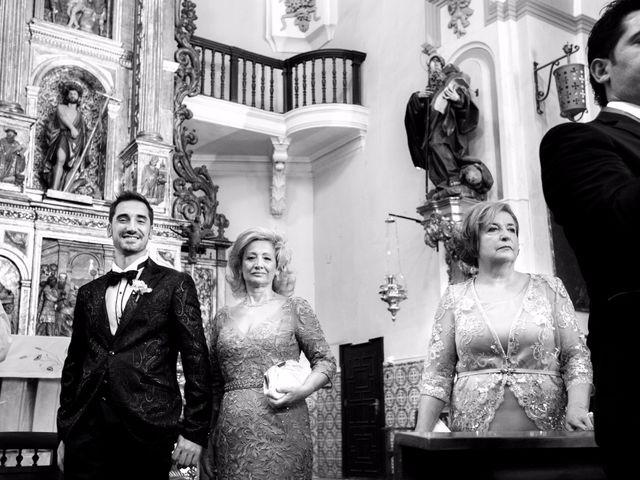 La boda de Saúl y Carol en Zaragoza, Zaragoza 17