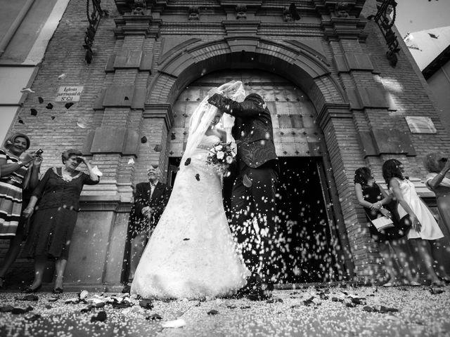 La boda de Saúl y Carol en Zaragoza, Zaragoza 19