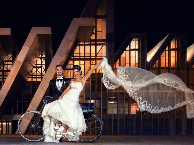 La boda de Saúl y Carol en Zaragoza, Zaragoza 29