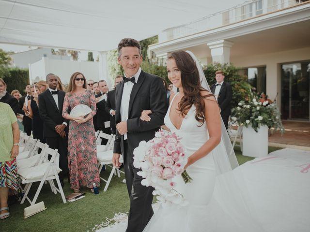 La boda de Rosie y Joss