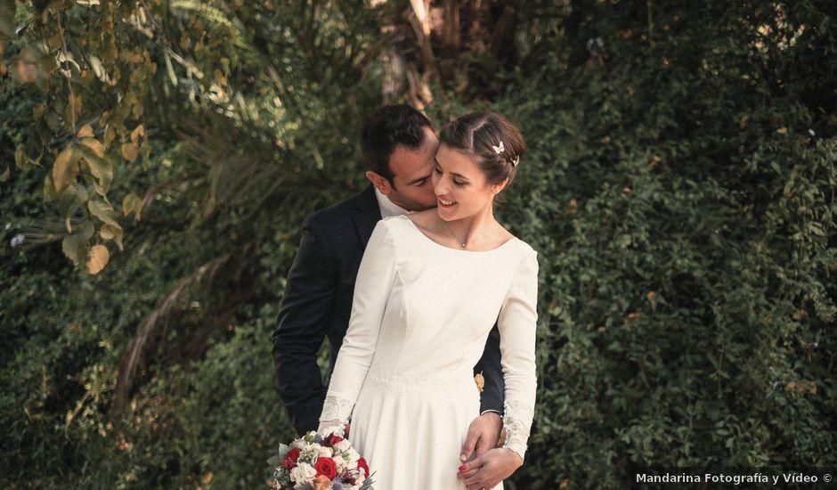 La boda de Antonio y Miriam en Murcia, Murcia