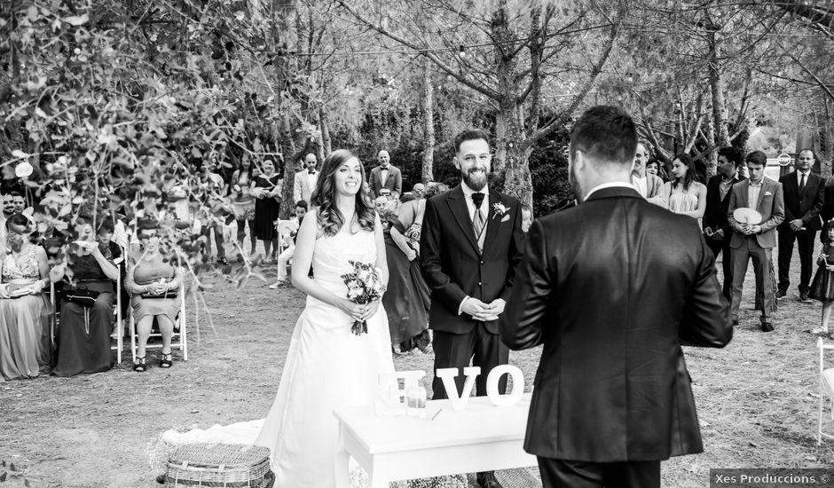 La boda de Irene y Gerard en Riudecolls, Tarragona