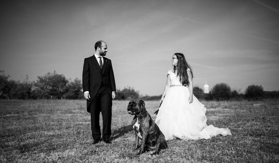 La boda de Ekaitz y Paloma en Santander, Cantabria