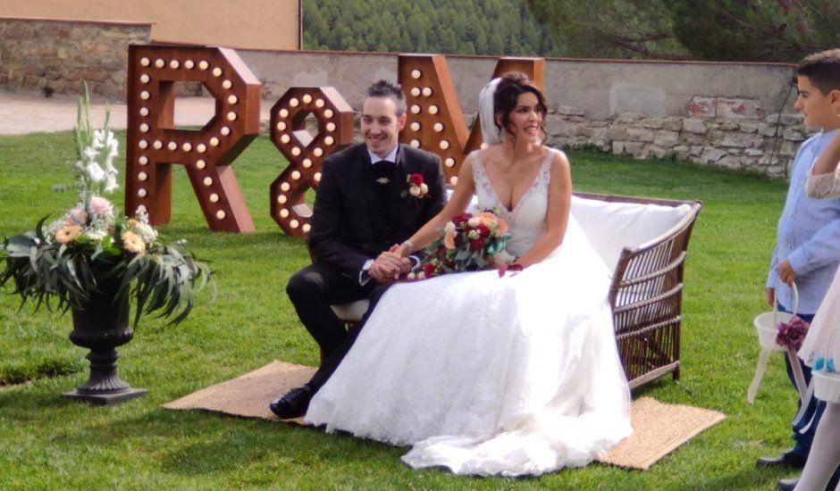 La boda de Marc y Rocío  en Rubio, Barcelona