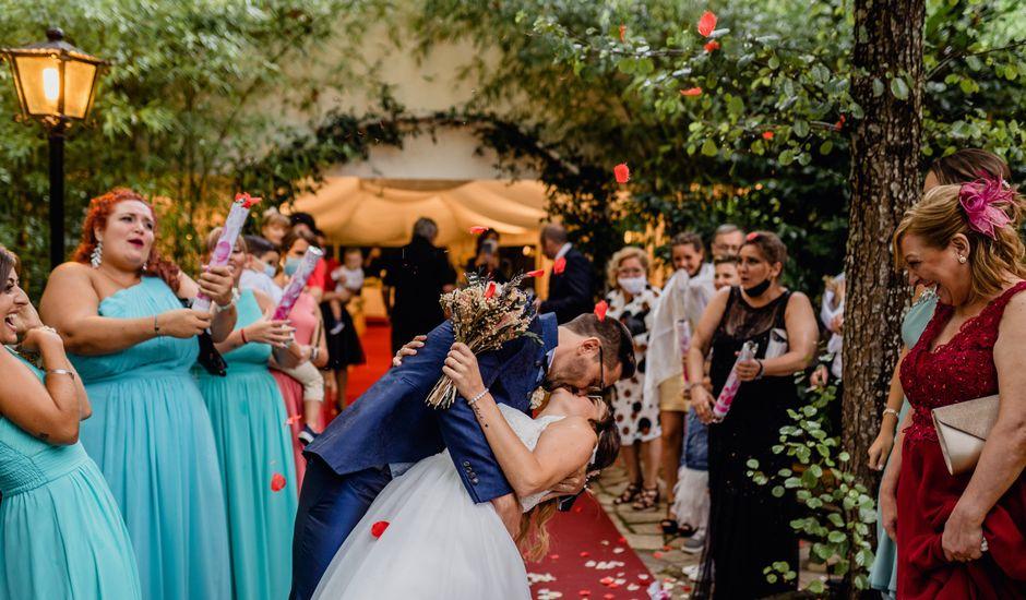 La boda de Irene y Dani en Breda, Girona