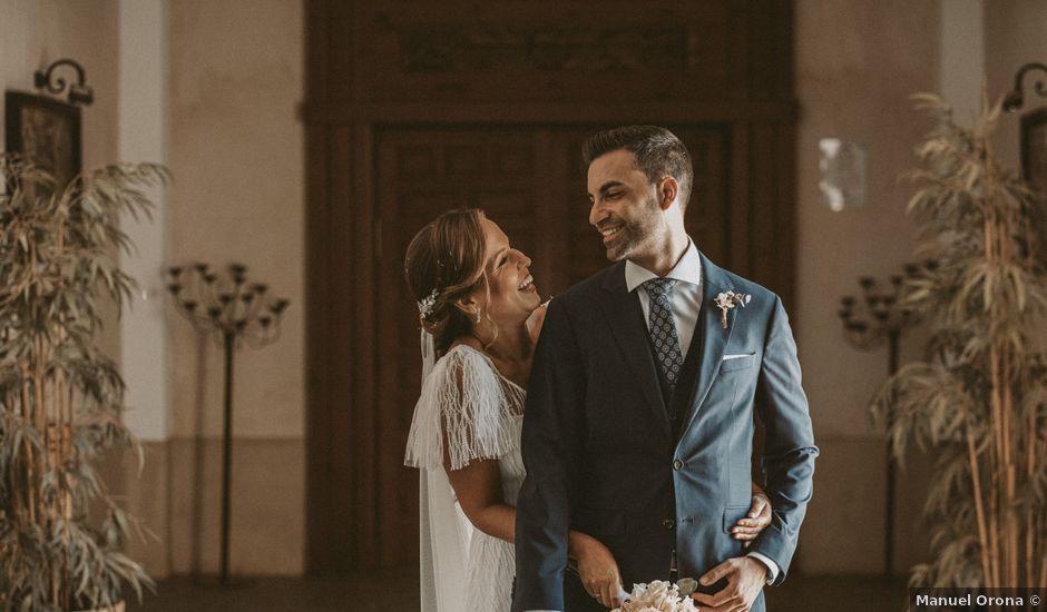 La boda de Jairo y Valme en Alcala De Guadaira, Sevilla
