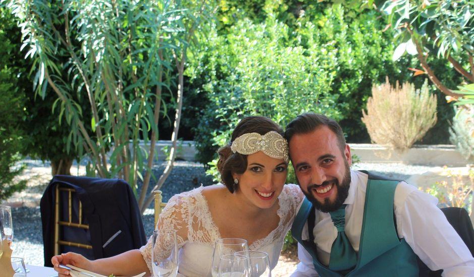 La boda de Iván y Raquel en La Campaneta, Alicante