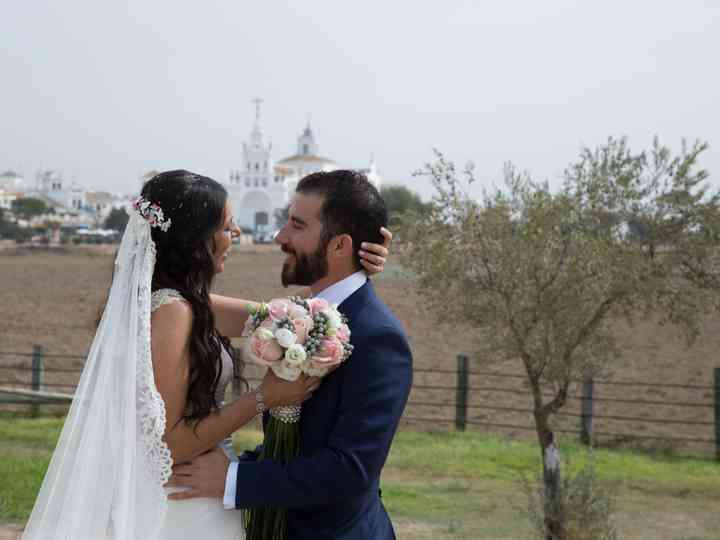 La boda de Joaquin y Patricia