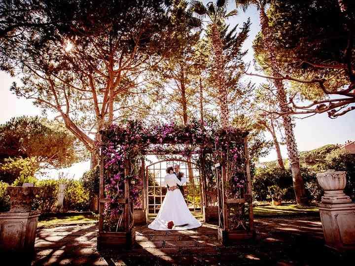 La boda de Eva y David