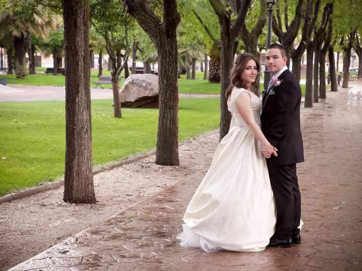 La boda de Sandra y Luis Miguel