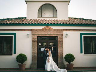 La boda de Elisabet y Juan Diego