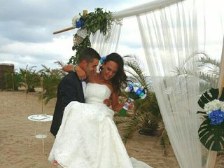 La boda de Rebeca y Juanito 1