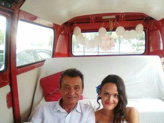 La boda de Rebeca y Juanito 2