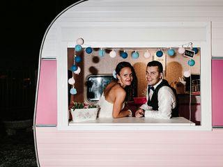 La boda de Rebeca y Juanito