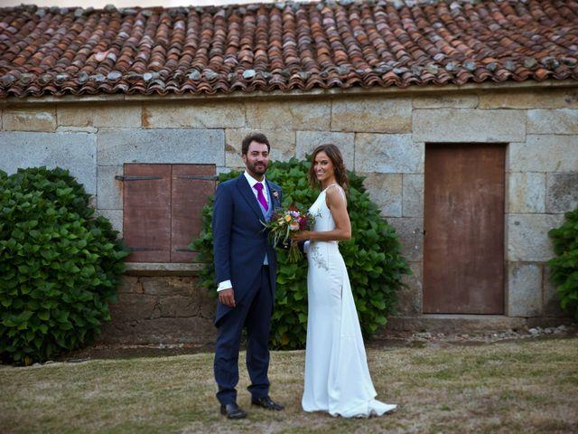 La boda de Juampe y Cris en A Baña, A Coruña 5