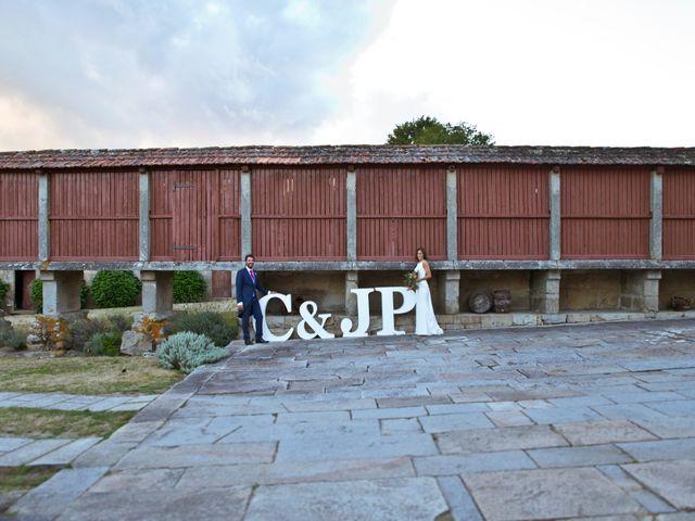 La boda de Juampe y Cris en A Baña, A Coruña 6