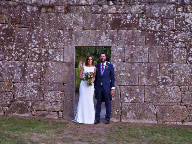 La boda de Juampe y Cris en A Baña, A Coruña 8