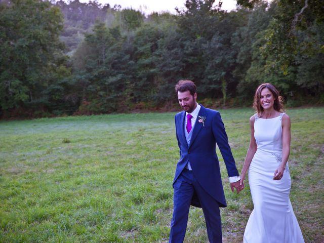 La boda de Juampe y Cris en A Baña, A Coruña 9