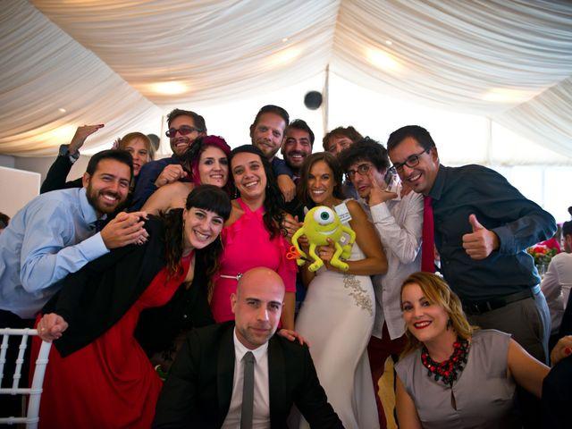 La boda de Juampe y Cris en A Baña, A Coruña 14