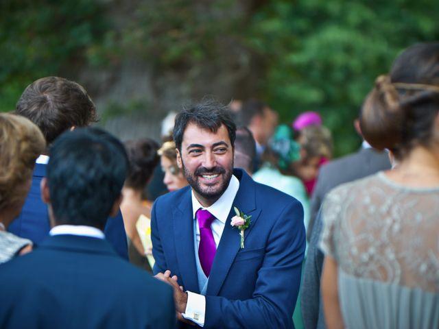 La boda de Juampe y Cris en A Baña, A Coruña 24
