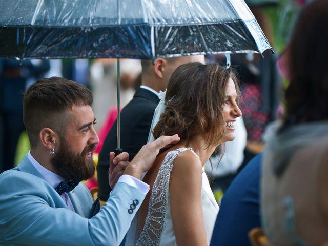 La boda de Juampe y Cris en A Baña, A Coruña 28