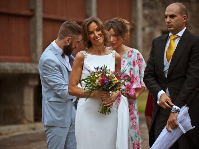 La boda de Juampe y Cris en A Baña, A Coruña 41