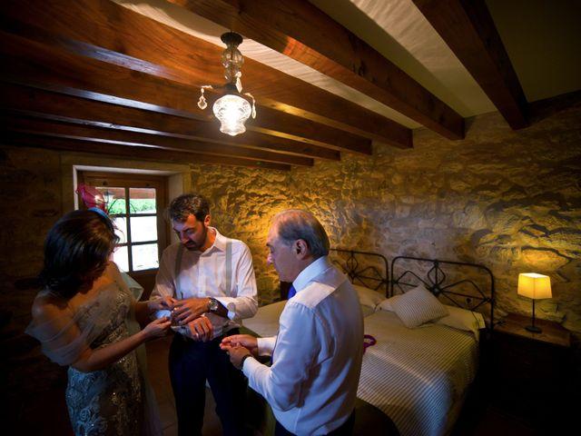 La boda de Juampe y Cris en A Baña, A Coruña 45