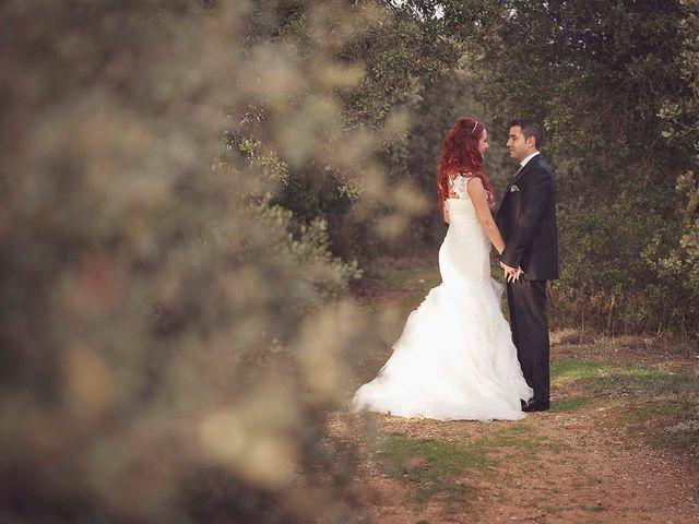 La boda de Zoraida y Sergio