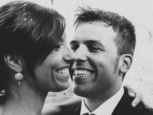 La boda de Loreto y David