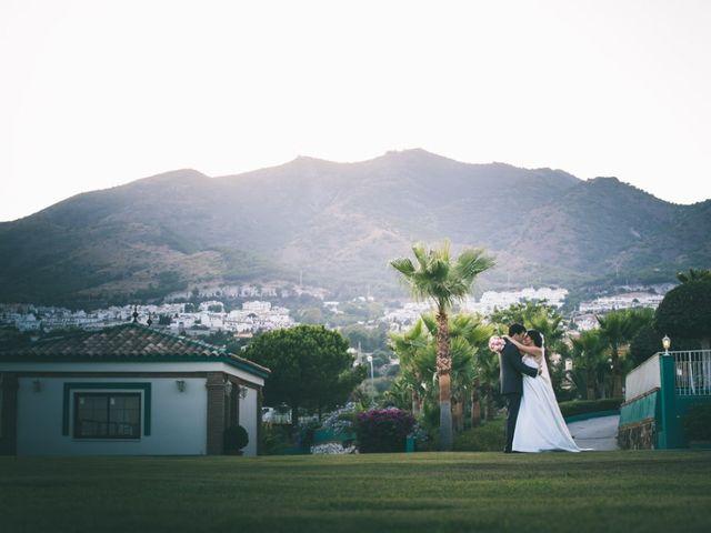 La boda de Juan Diego y Elisabet en Fuengirola, Málaga 3