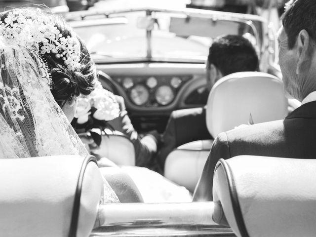 La boda de Juan Diego y Elisabet en Fuengirola, Málaga 12