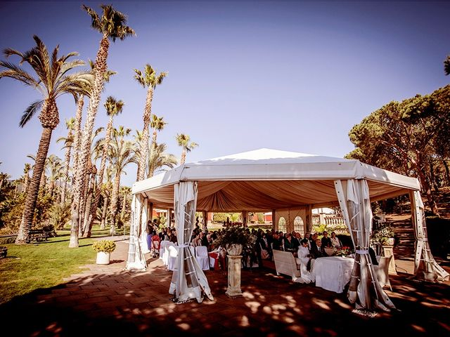 La boda de David y Eva en Sant Vicenç De Montalt, Barcelona 36