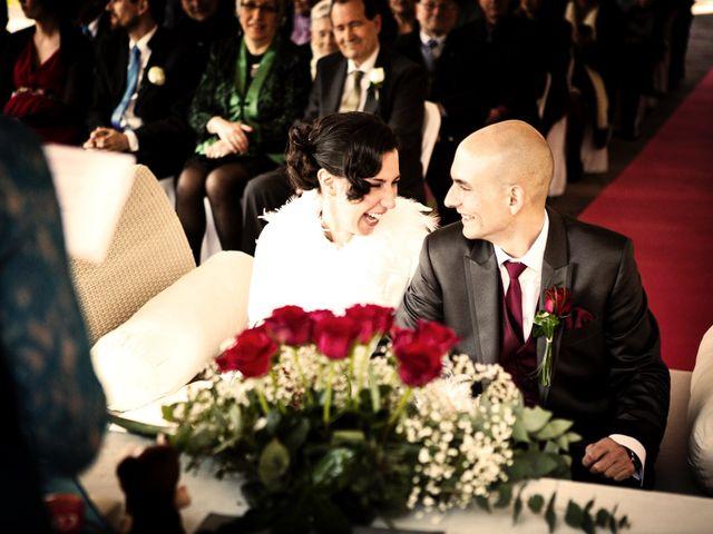 La boda de David y Eva en Sant Vicenç De Montalt, Barcelona 45